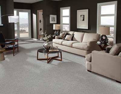 Find a large selection of carpet styles manufactured from recycled materials