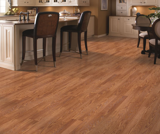 Laminate is the practical choice for budget-conscious homeowners who want the look of real wood