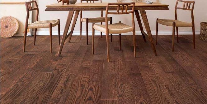 Wilmette WhisperHome flooring