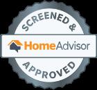 Home Advisor Approved Logo