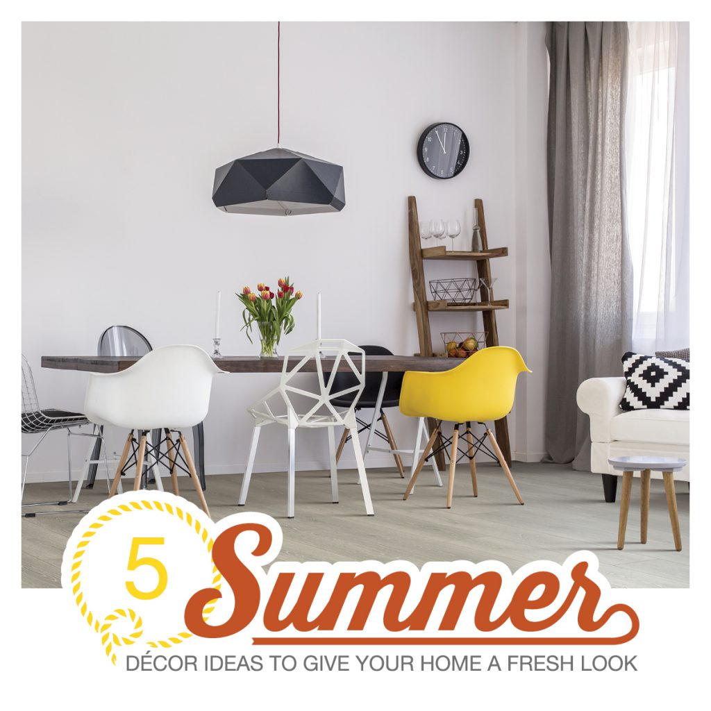 summer decor ideas