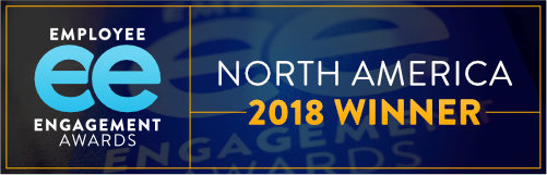 Employee Engagement Awards North America 2018 Winner Empire Today Graphic