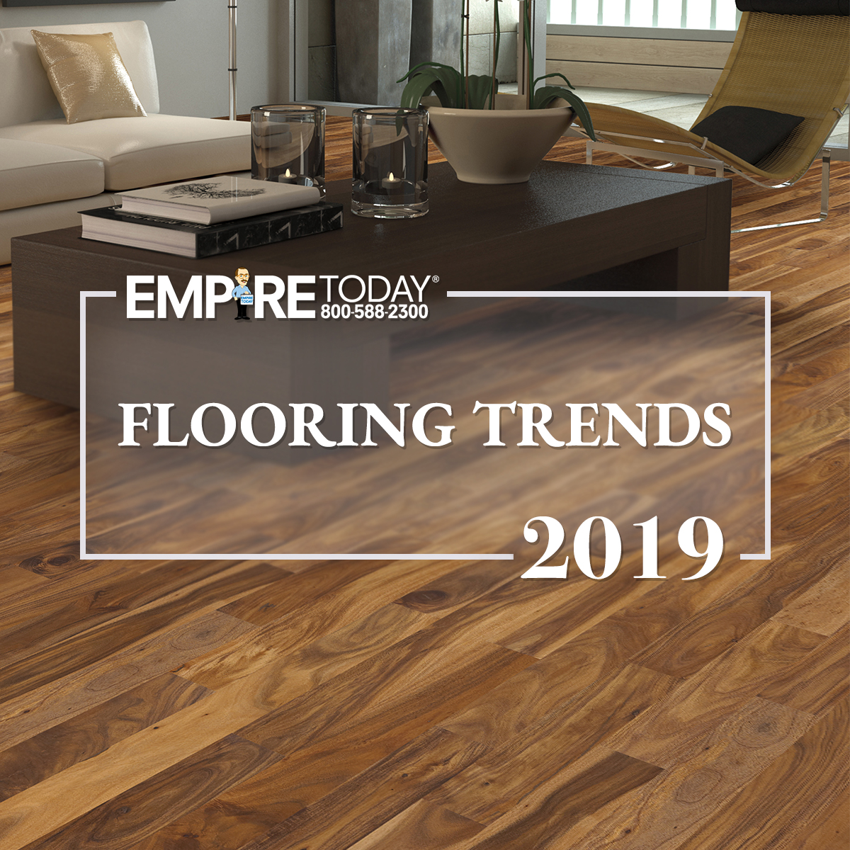 The Flooring Girl 2019 Trends: 2019 Flooring Trends: What To Expect From The New Year