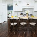 Kitchen Décor 101: 4 Tips to Coordinate Kitchen Flooring, Cabinets, and Countertops