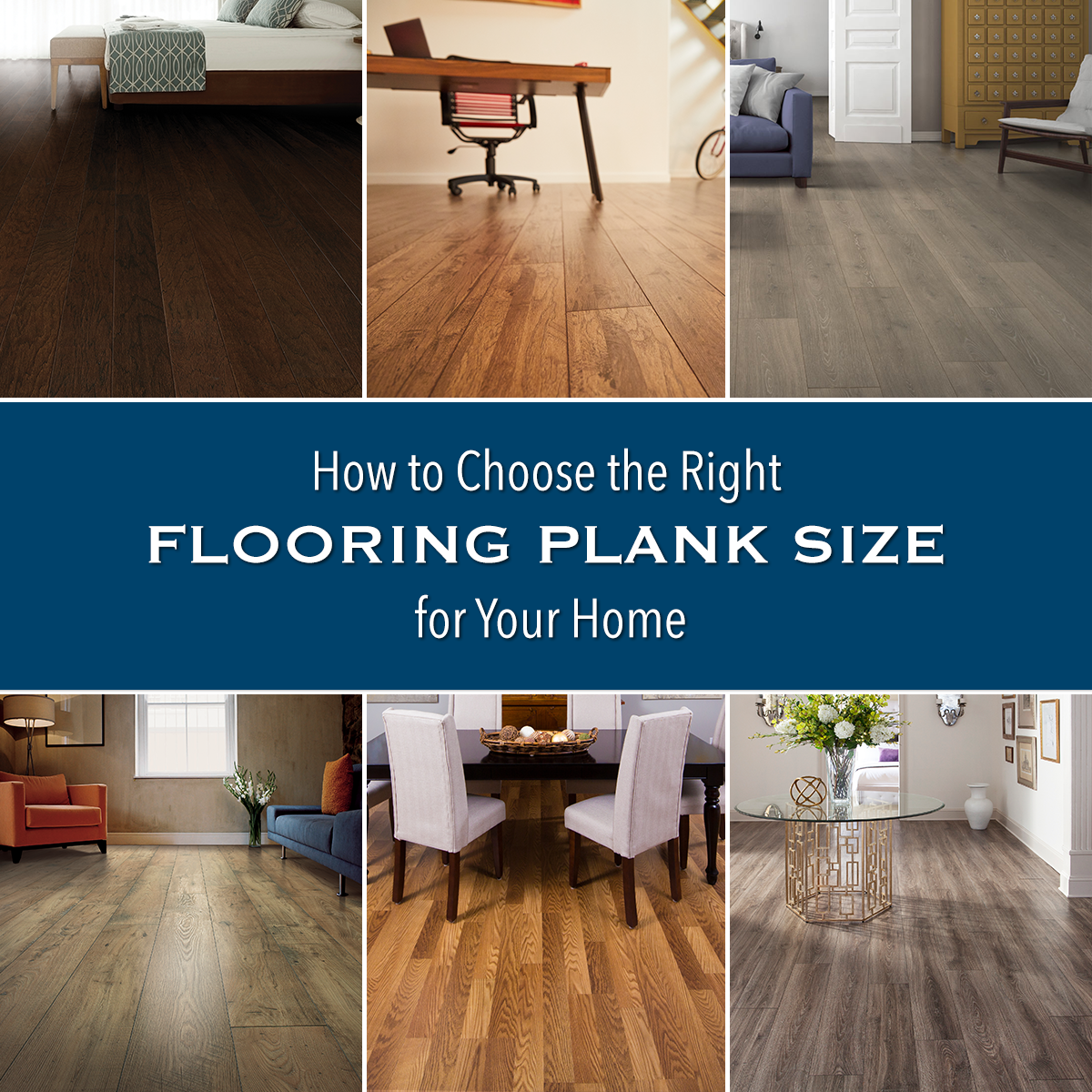 choosig flooring plank size