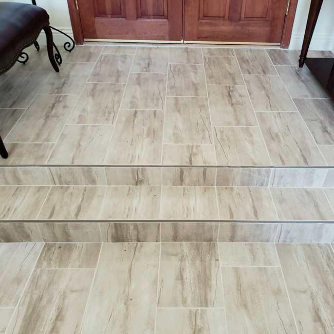 Modern Tile Gives Las Vegas, Vegas Laminate Flooring