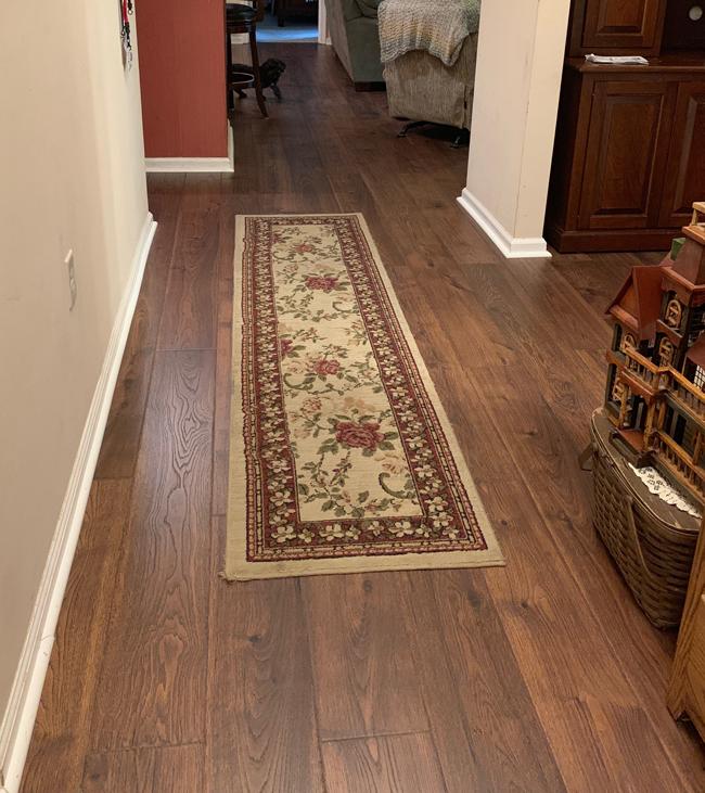 Waterproof laminate flooring gives columbus home a clean - How long does laminate flooring last ...