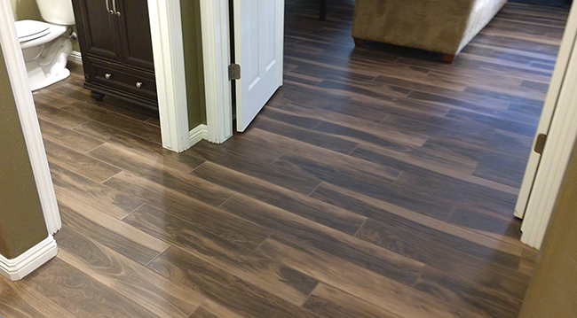 Timber Falls wood look porcelain tile