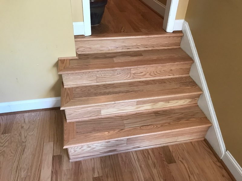 Empire Today, How To Do Hardwood Flooring On Stairs