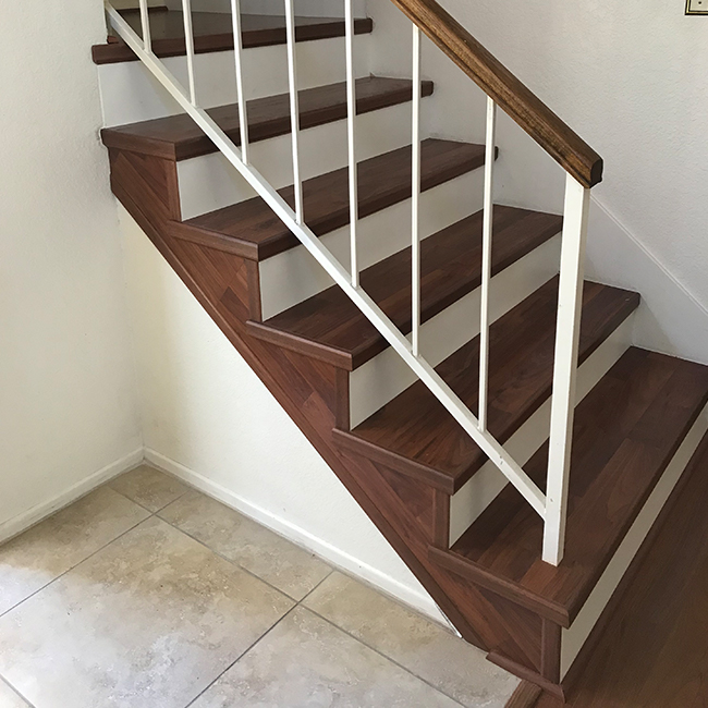 Los Angeles Home Uses Laminate Flooring, Laminate Flooring Los Angeles