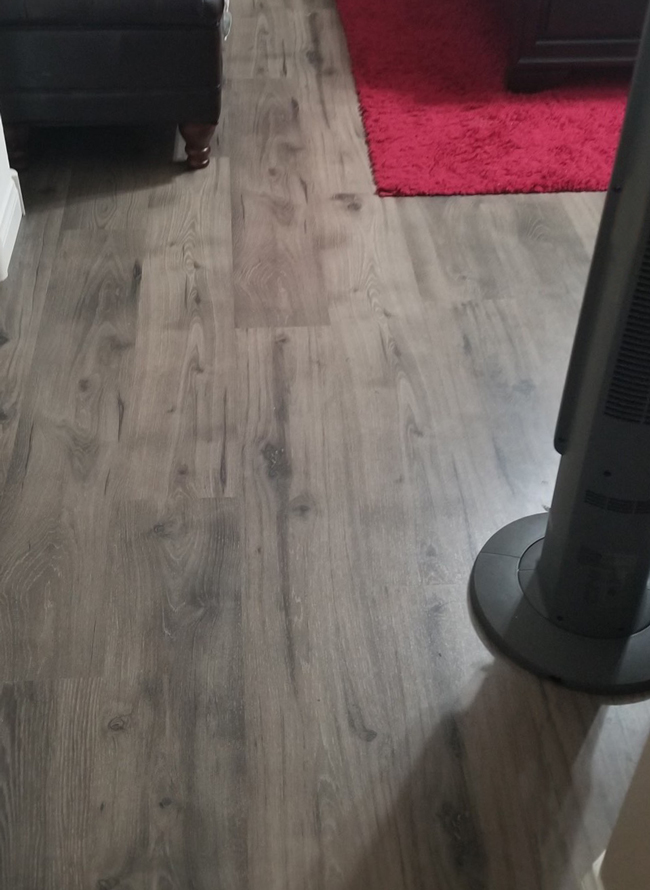 lamainte flooring in the bedroom