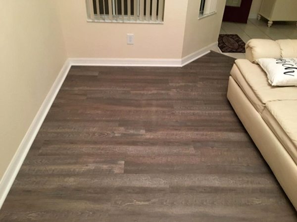 Waterproof Vinyl Plank A Perfect Choice For Humid Florida
