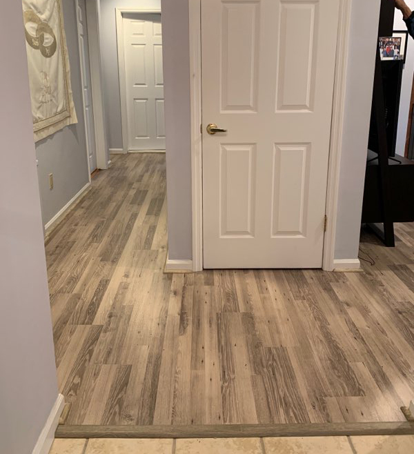 Wood Laminate Is A Win For This Ny Home, Wood Look Laminate Flooring